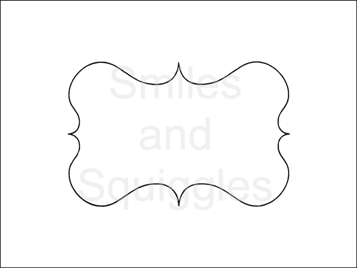 Decorative Border Clip Art Free Vector In Open Office Drawing Svg