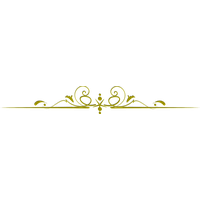 decorative line gold png image png image with decoration object png