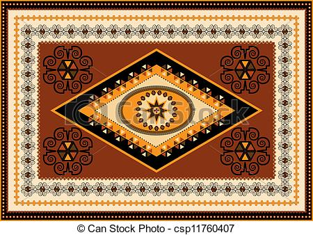 ... Decorative rug designs in oriental - Oriental design for the.