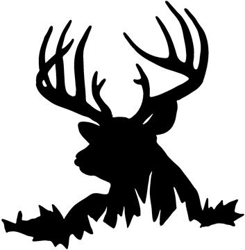 Deer Hunting Clipart-deer hunting clipart-1