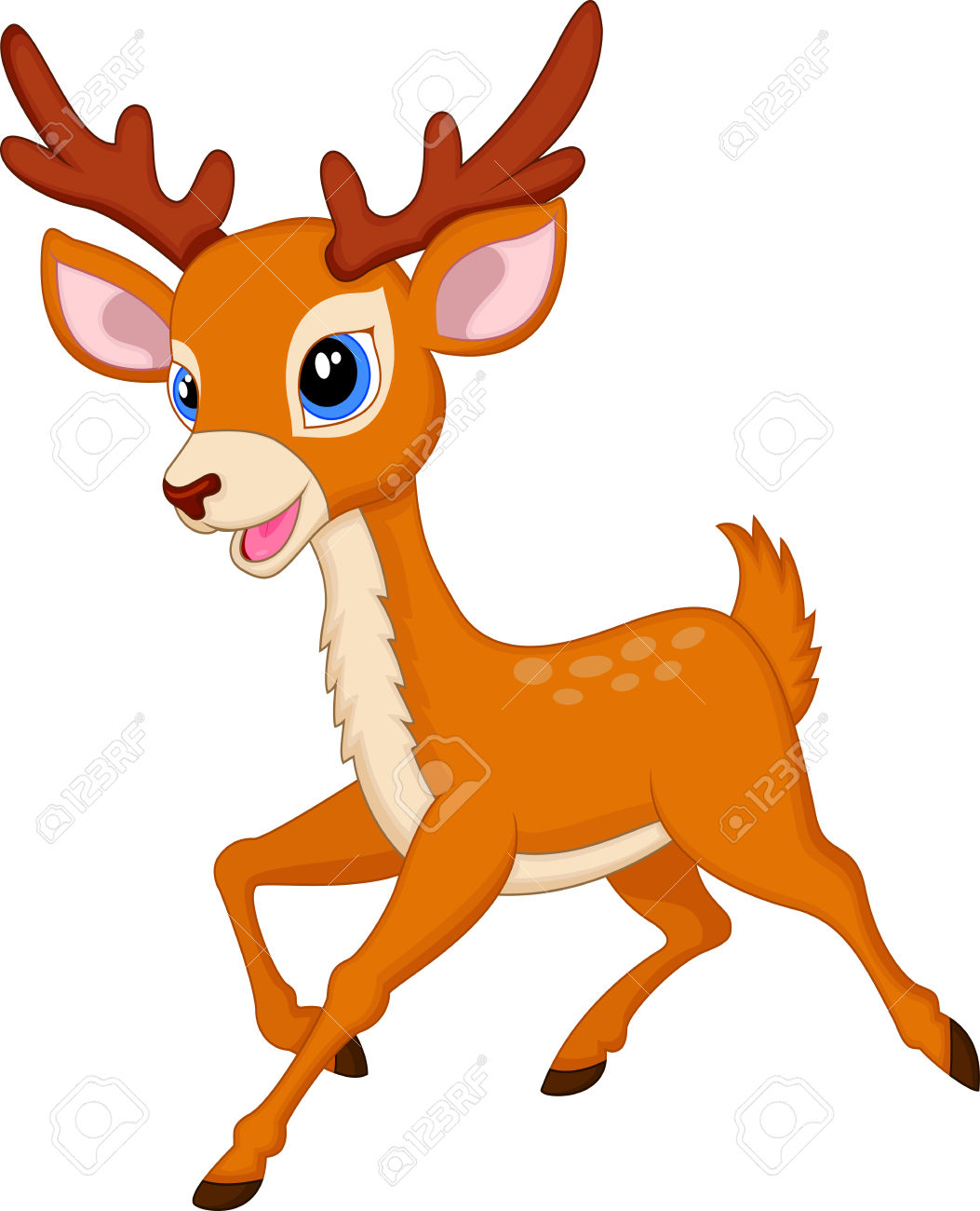 Deer Clip Art - Getbellhop-Deer Clip Art - Getbellhop-9