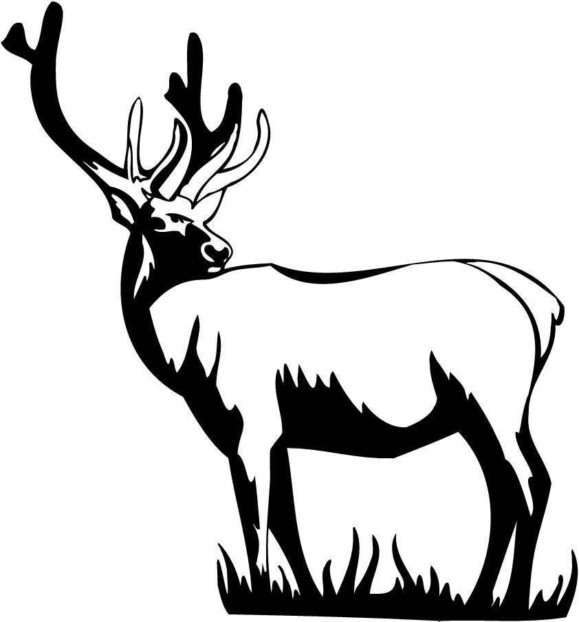 ... Deer Clip Art - clipartall; Clipart deer free ...