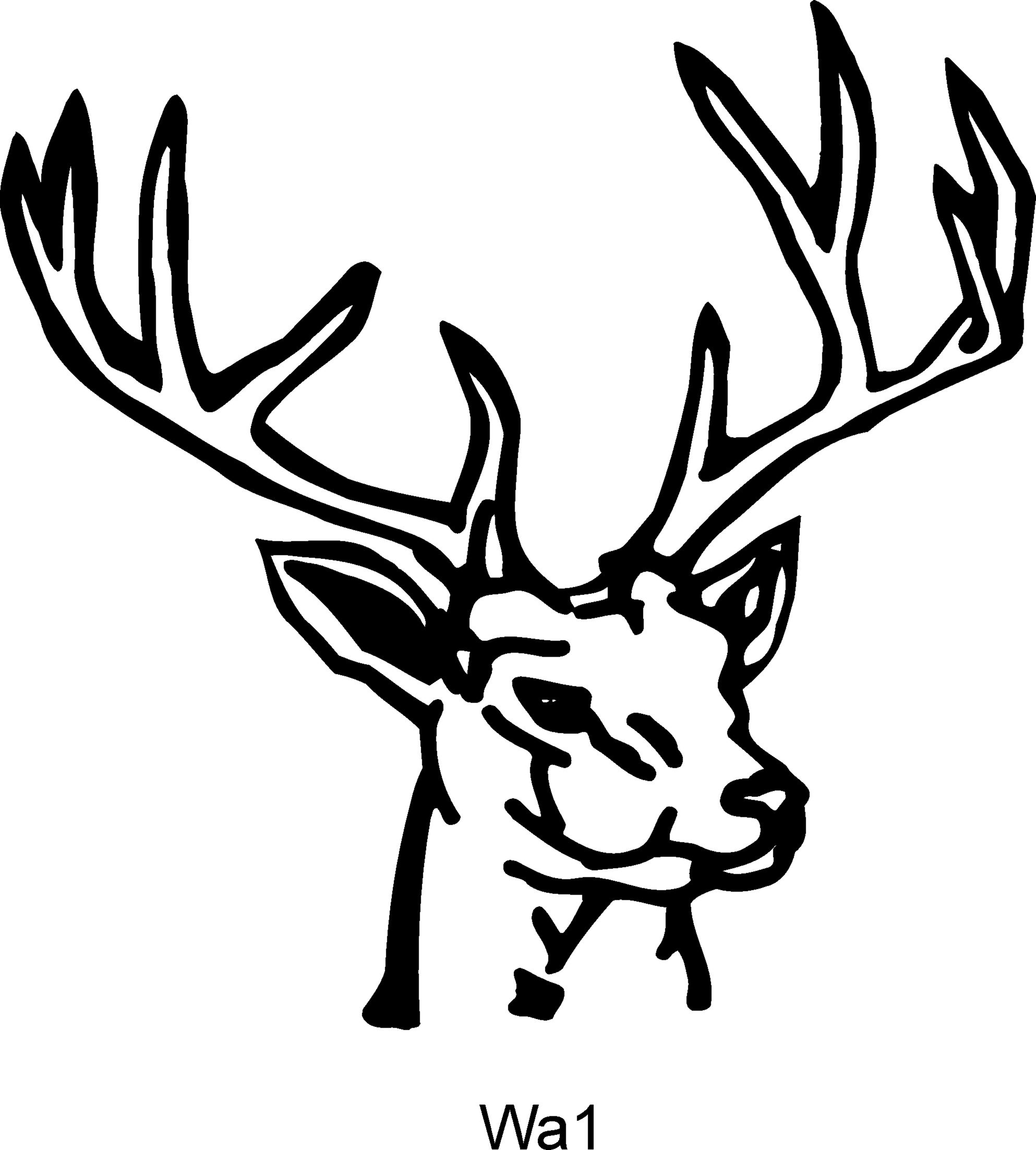 Deer Heads - ClipArt Best .-Deer Heads - ClipArt Best .-16