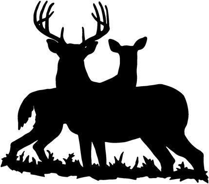 Deer Hunting Clipart - .-Deer Hunting Clipart - .-9