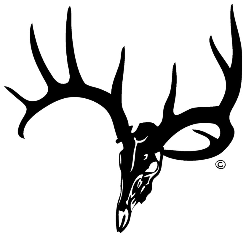 Deer Skull Clipart Free Clipart Images