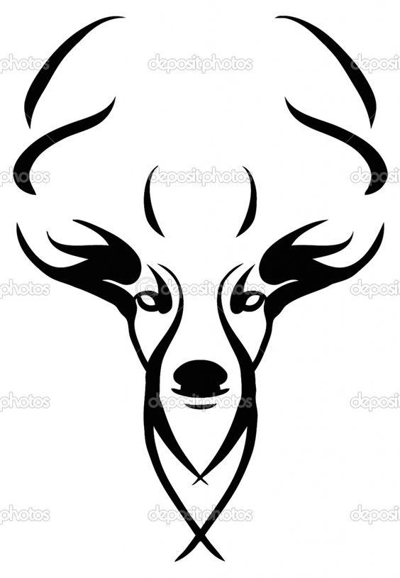 Deer Skull Drawings | Images Of Deer Sku-Deer Skull Drawings | images of deer skull clip art pictures wallpaper-12
