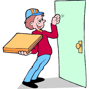 Delivery - Pizza