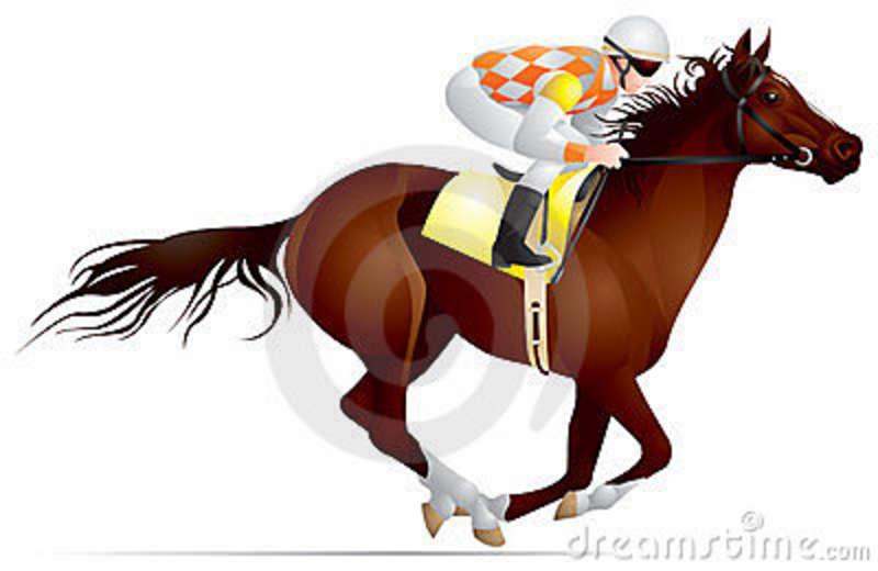 Derby Horse Race Free Images At Clker Com Vector Clip Art Online