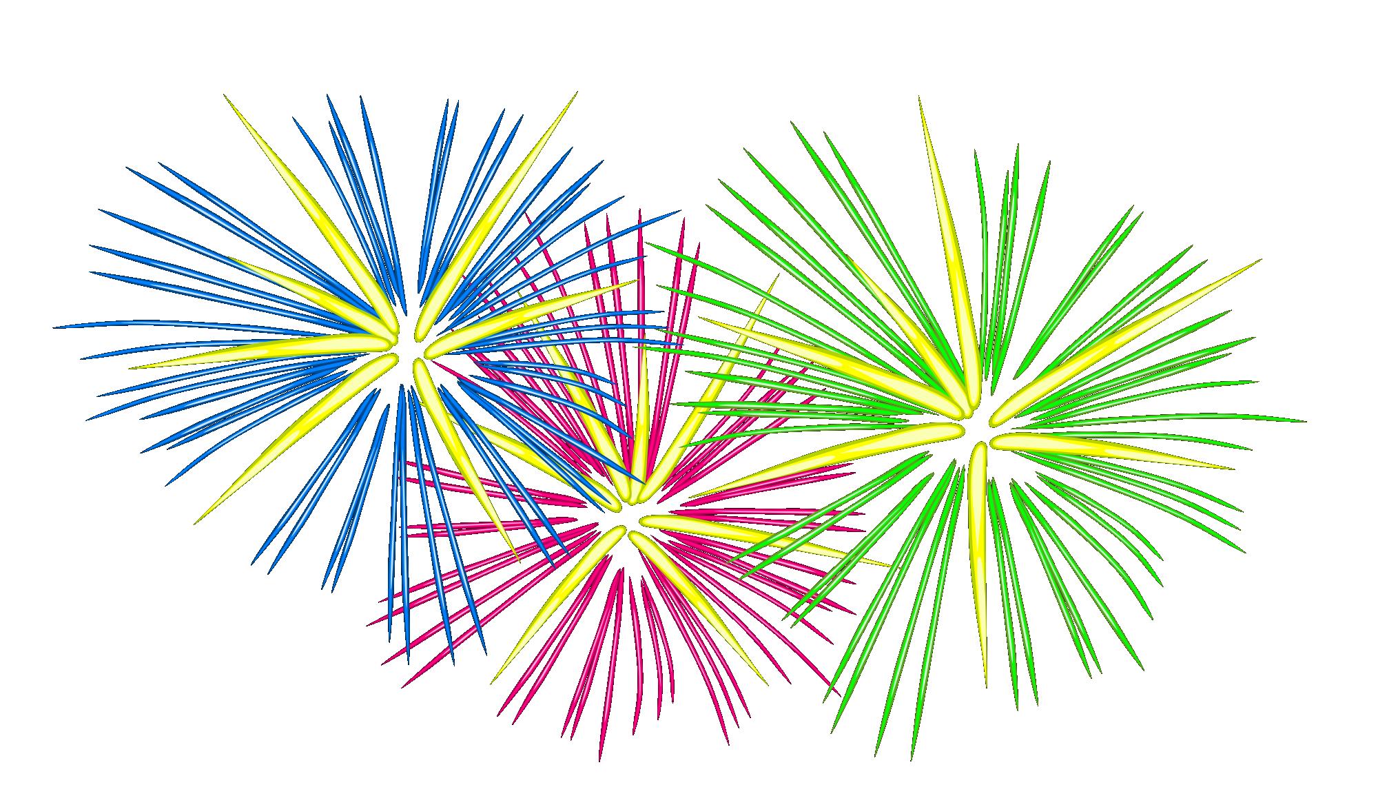 Description Fireworks 2 Png - Clipart Fireworks