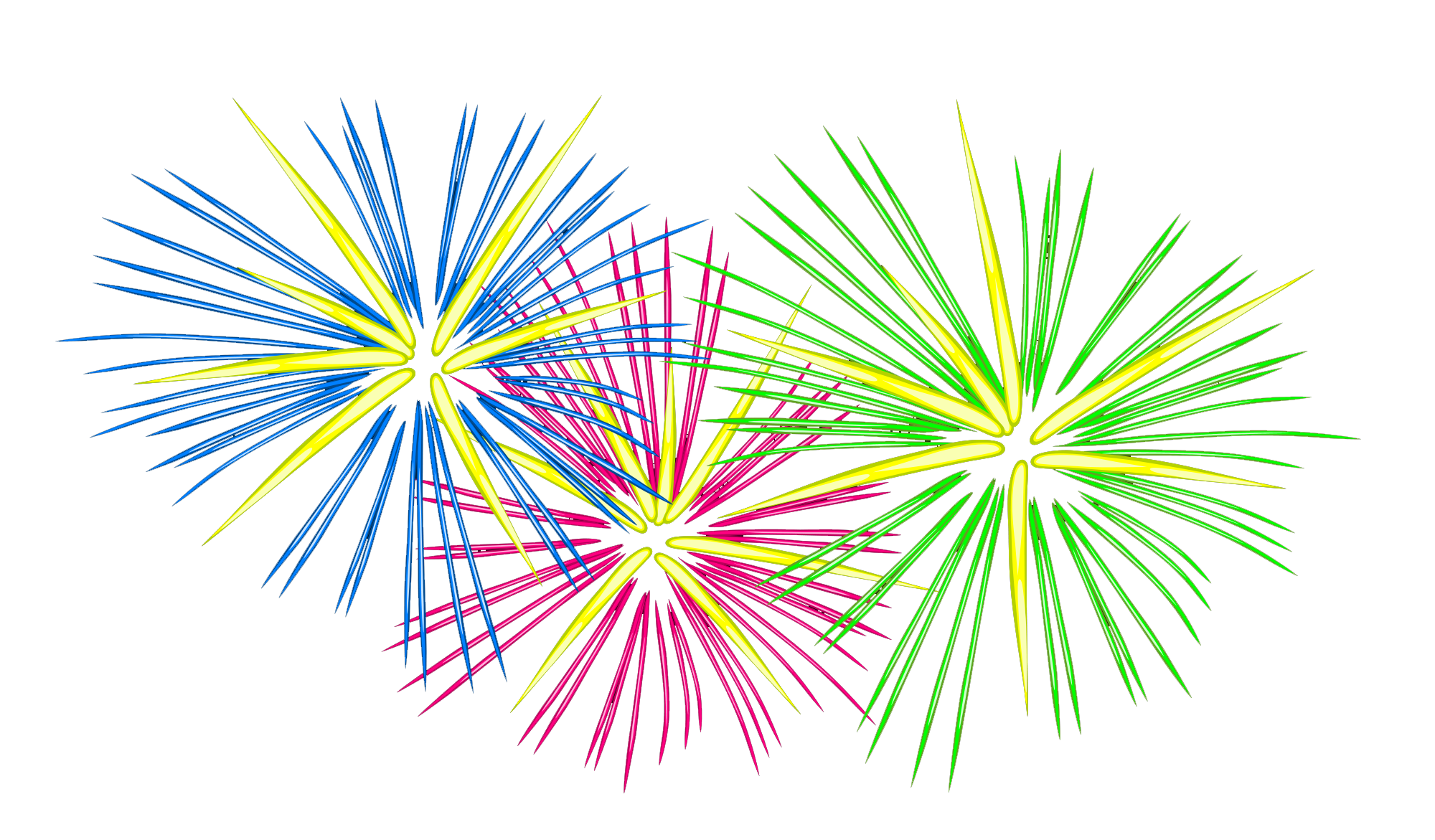 Description Fireworks 2 Png - Fireworks Pictures Free Clipart