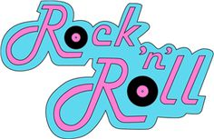 Design #8998: rock n roll - Rock And Roll Clipart
