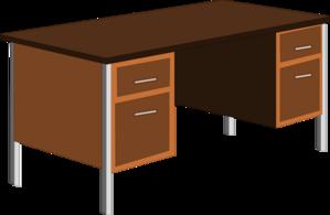 Desk Clip Art-Desk Clip Art-9