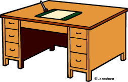 Desk Clip Art-Desk Clip Art-6