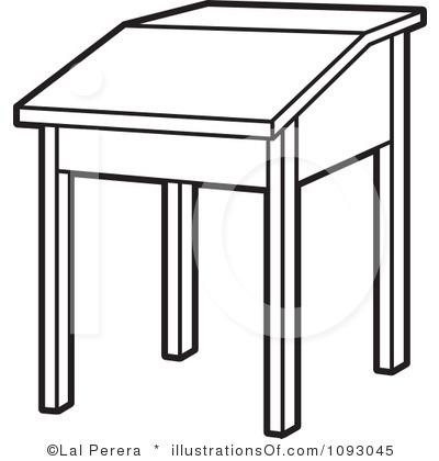 Desk Clip Art-Desk Clip Art-8