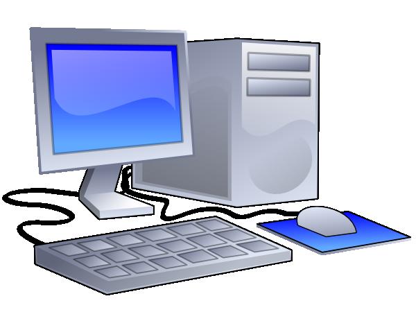 Desktop Computer Clip Art At Clker Com V-Desktop Computer Clip Art At Clker Com Vector Clip Art Online-9