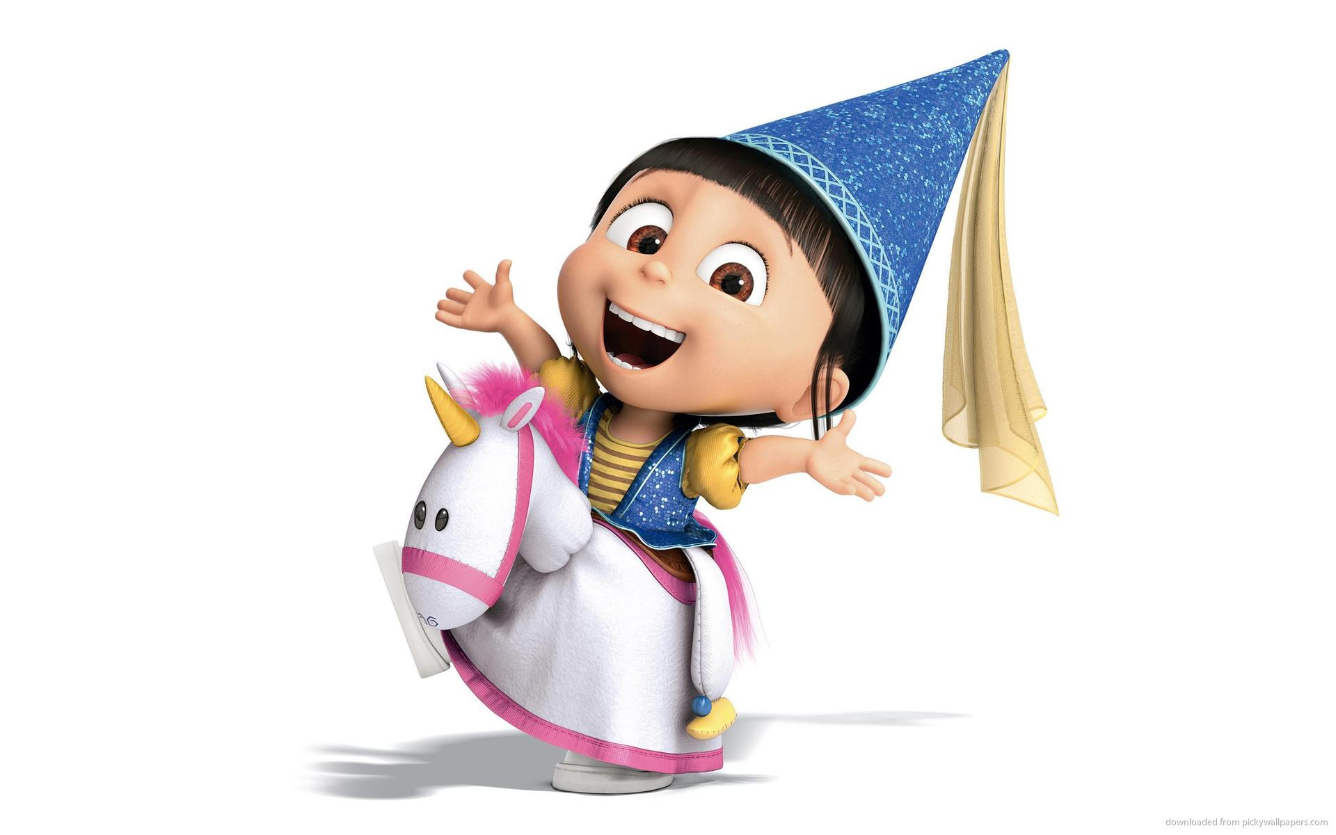 Despicable Me 2 Agnes For .-Despicable Me 2 Agnes for .-4