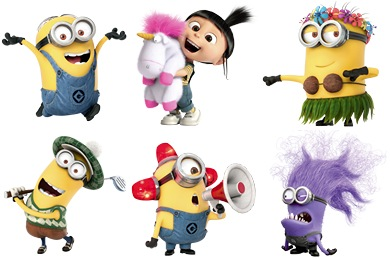 Despicable Me Free Clipart #1-Despicable Me Free Clipart #1-4