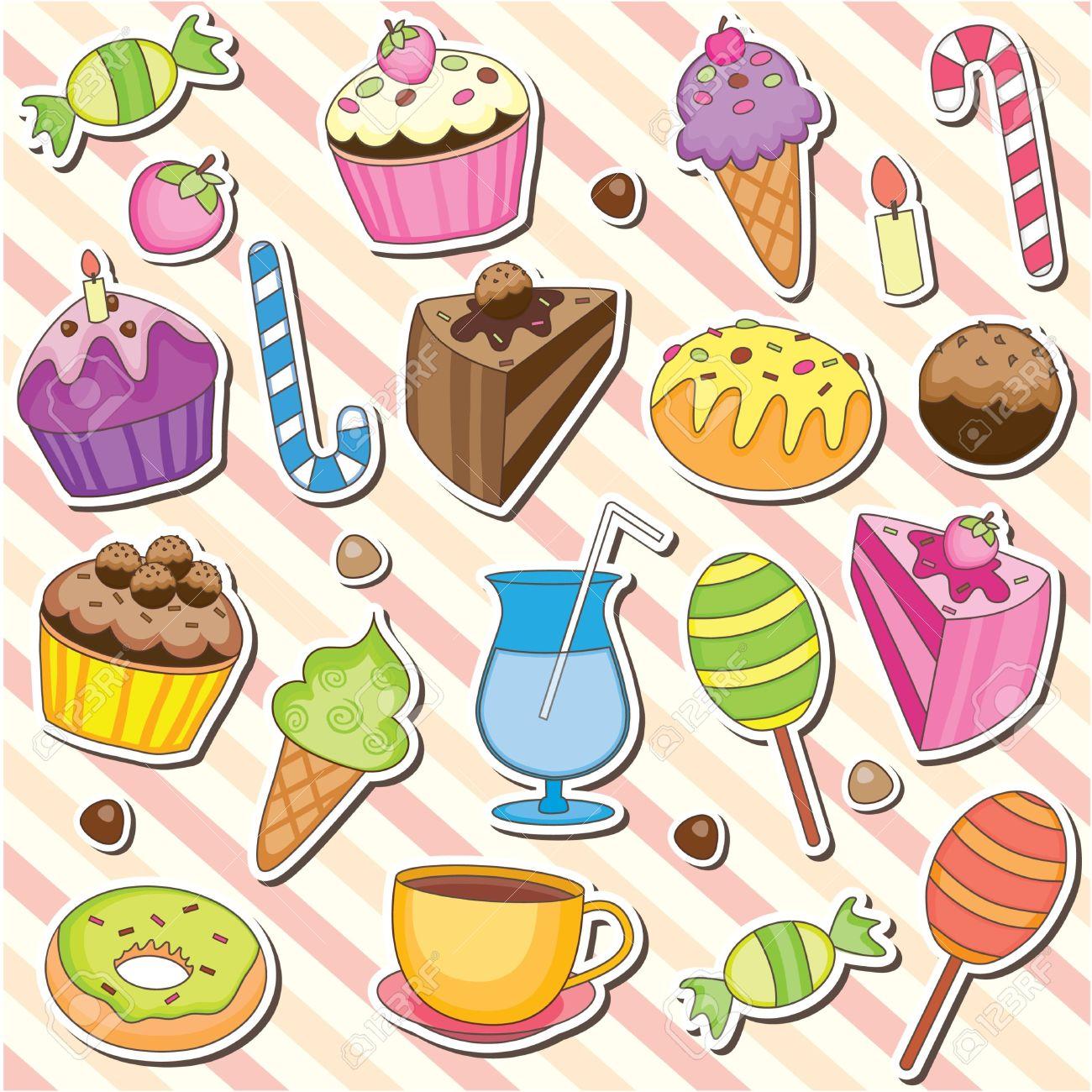 Dessert Clipart-dessert clipart-6