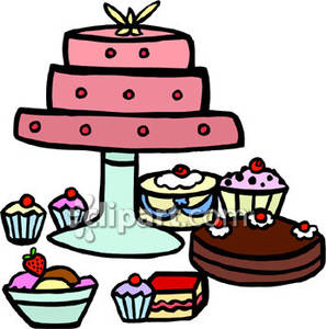 Dessert By The Tons Royalty Free Clipart-Dessert By The Tons Royalty Free Clipart Picture-7