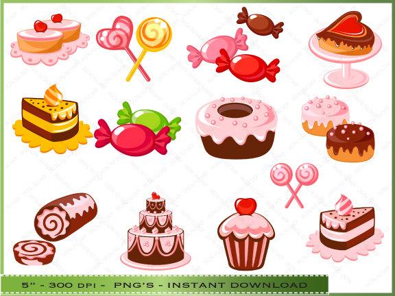 Desserts Clipart Dessert Clip Art Bakery-Desserts Clipart Dessert Clip Art Bakery-14