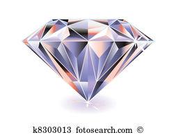 diamond shape ...