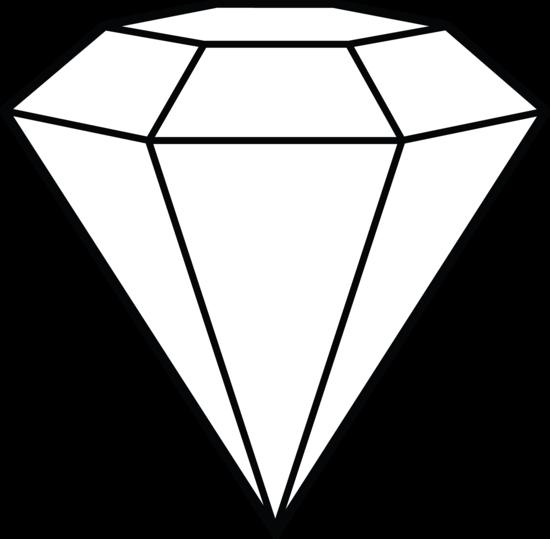 Diamond Clip Art-Diamond Clip Art-8