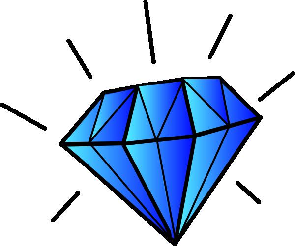 Diamond Clip Art-Diamond Clip Art-9