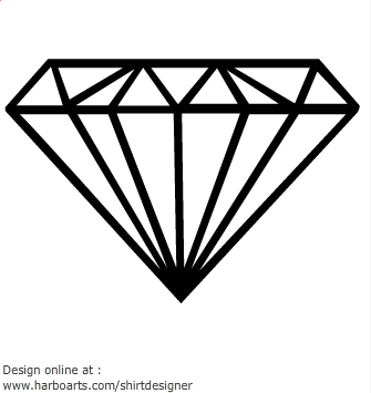 Diamond Clipart -