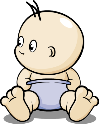 diaper clipart