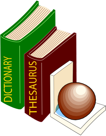 dictionary clipart - Dictionary Clip Art
