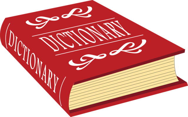 Dictionary Clipart-Dictionary Clipart-13