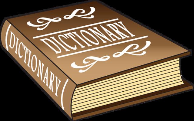 Dictionary Clipart. Dictionary .-Dictionary Clipart. Dictionary .-14