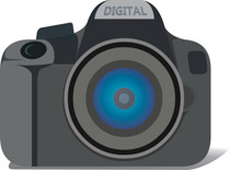 Digital camera clipart. Size: 73 Kb-Digital camera clipart. Size: 73 Kb-7