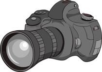 Digital Slr Camera Clipart Size: 96 Kb-Digital Slr Camera Clipart Size: 96 Kb-13