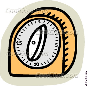 Digital timer picture clipart kid