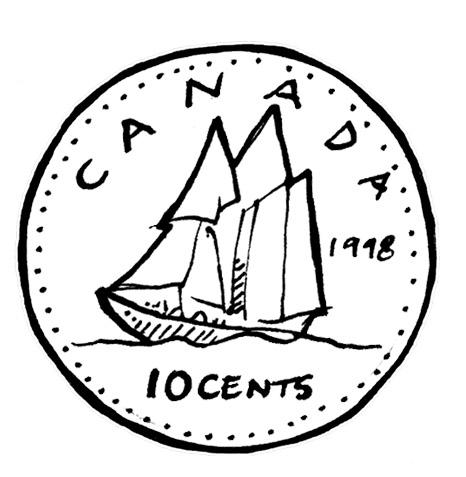 Dime Coin Clipart Coins Clipart