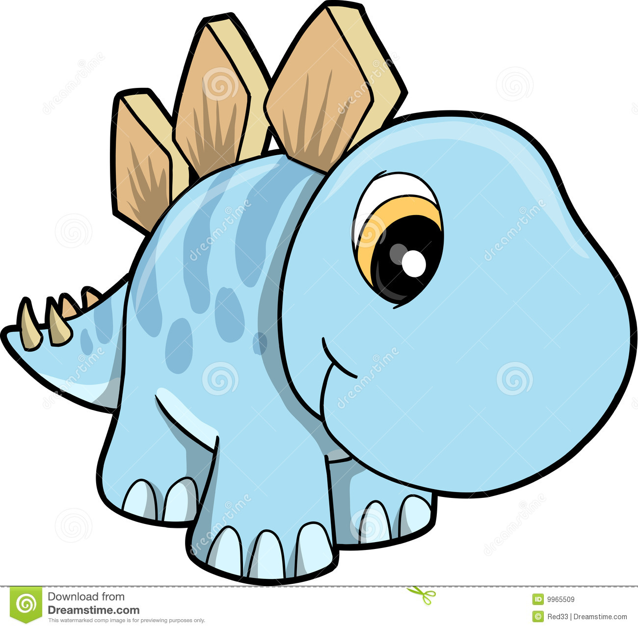 dinosaur birthday clipart