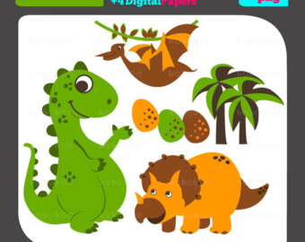 Dinosaur Clip Art/Digital Clipart/Dinosaur Clipart/Dinosaur Clip Art/Dinosaur Clipart/scrapbooking clipart/vector graphics/images/image