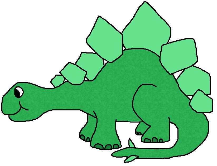 Dinosaur Clipart-Dinosaur Clipart-8