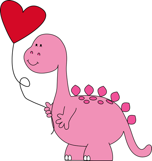 Dinosaur Valentine Balloon-Dinosaur Valentine Balloon-3