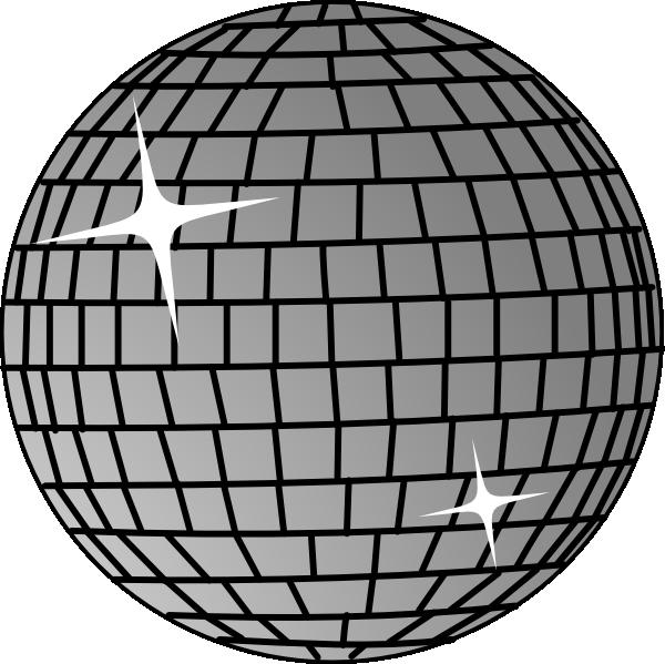 Disco Ball Clip Art · Download .