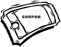 Discount Coupon Clipart #1-Discount Coupon Clipart #1-9