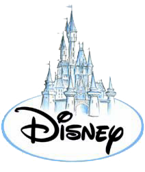 disney castle clipart black and white
