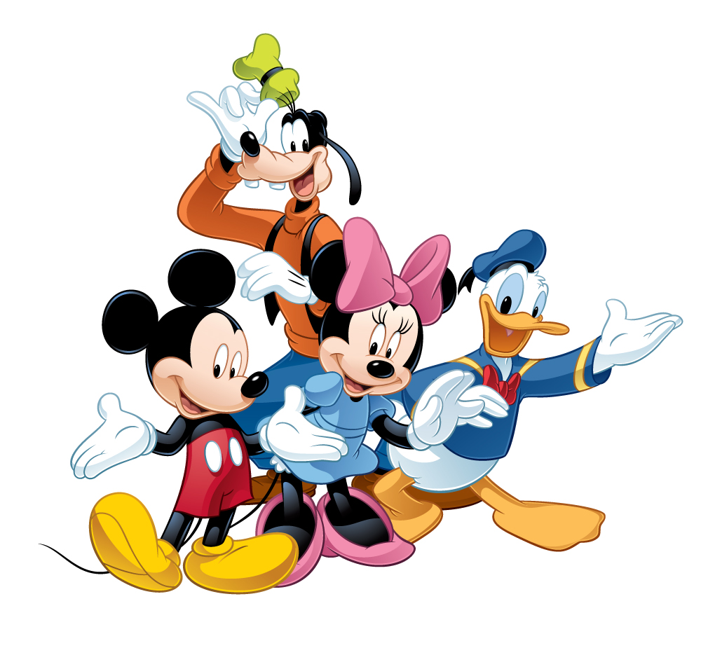 Disney Characters Clipart Best-Disney Characters Clipart Best-3