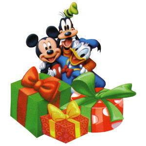 Disney Christmas Clip Art