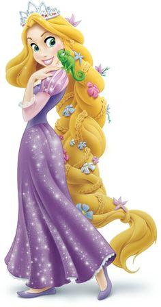 Rapunzel Clipart