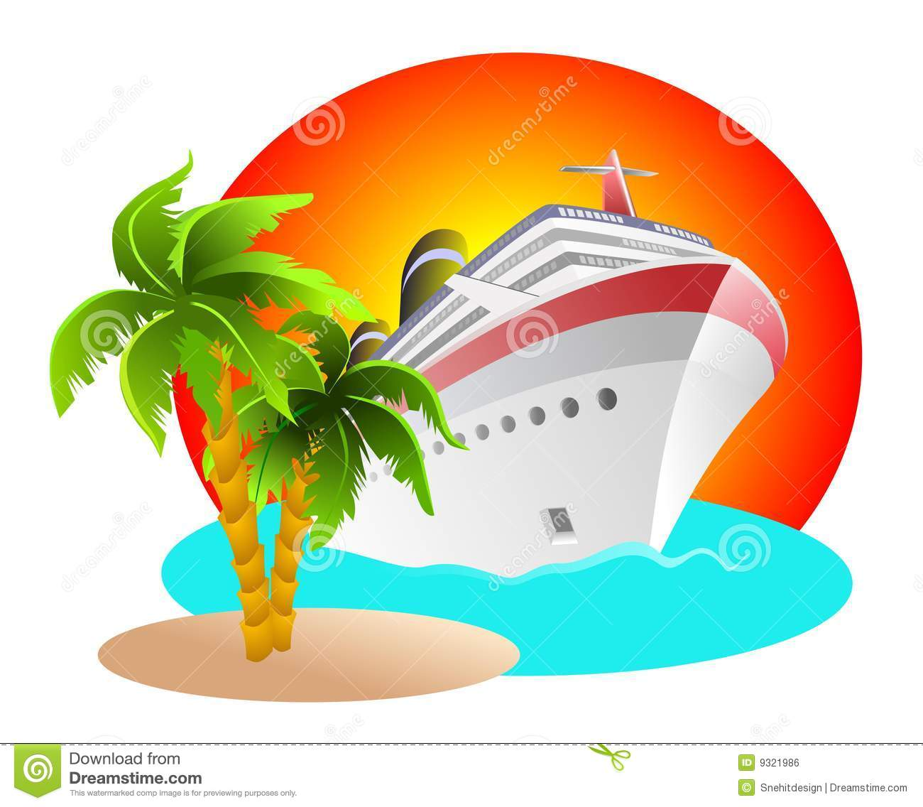 Disney Cruise Ship Clip Art Cruise Clip Art