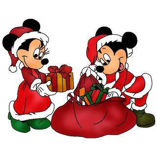 Disney Group Images - Disney And Cartoon-Disney Group Images - Disney And Cartoon Christmas Clip Art Images-7