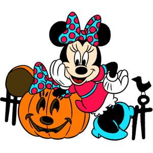 Disney Halloween Clip Art