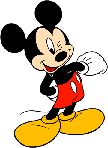 Disney Mickey Mouse Clipart-Disney Mickey Mouse Clipart-7